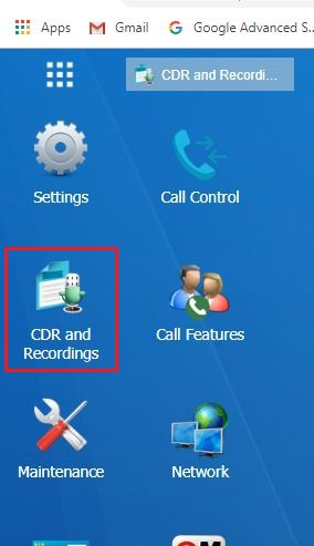PBX CDR & Recordings